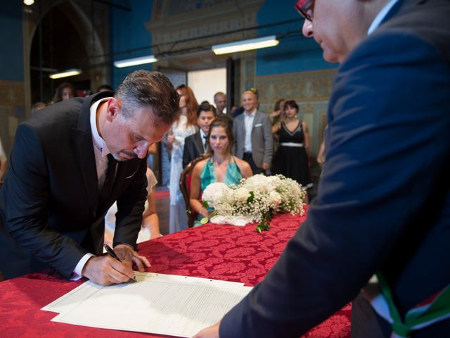 Il matrimonio di Eugenio e Alessandra a Pisa, Pisa 33
