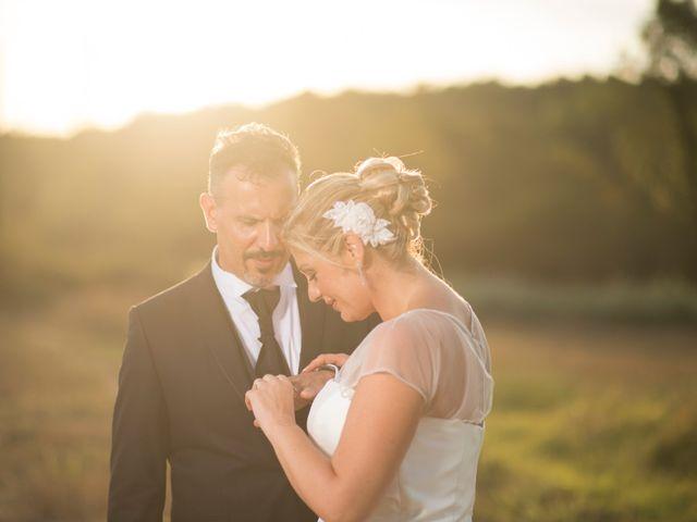 Le nozze di Alessandra e Eugenio