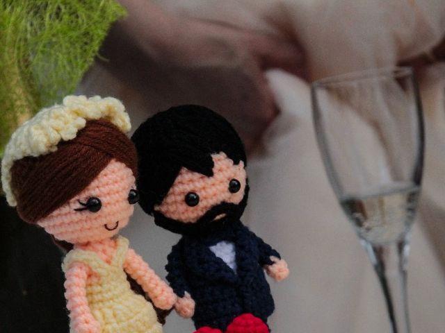 Il matrimonio di Alessio  e Luana  a Mariano Comense, Como 15