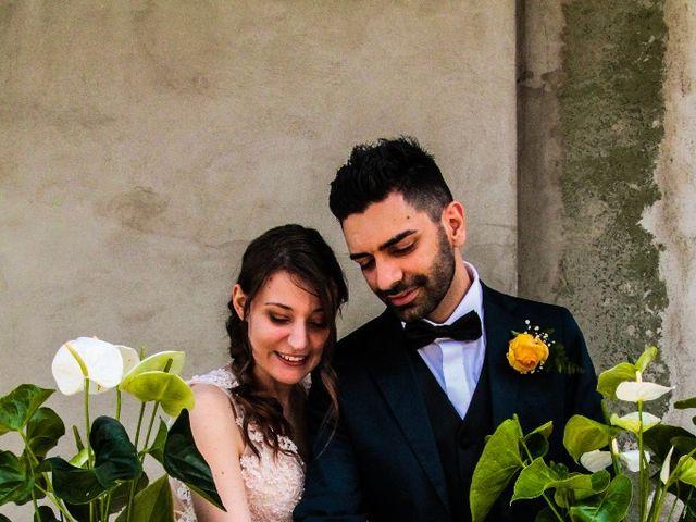 Il matrimonio di Alessio  e Luana  a Mariano Comense, Como 16