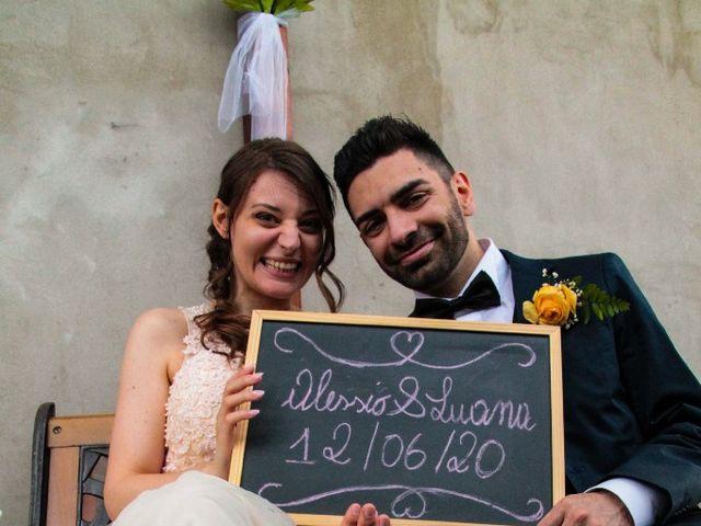 Il matrimonio di Alessio  e Luana  a Mariano Comense, Como 18