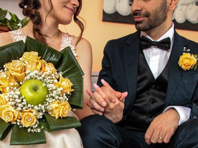 Il matrimonio di Alessio  e Luana  a Mariano Comense, Como 20