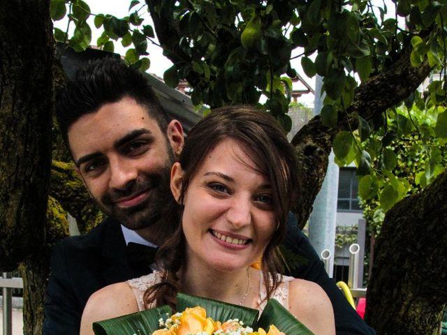 Il matrimonio di Alessio  e Luana  a Mariano Comense, Como 22