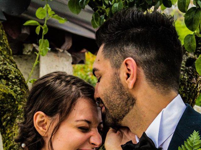 Il matrimonio di Alessio  e Luana  a Mariano Comense, Como 23