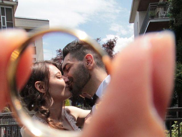 Il matrimonio di Alessio  e Luana  a Mariano Comense, Como 25