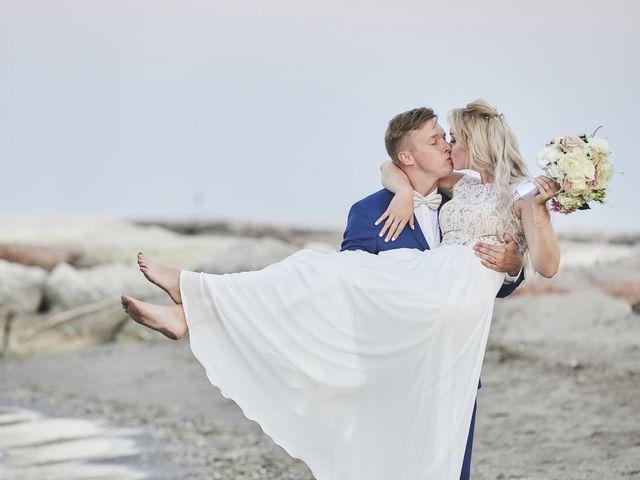 Il matrimonio di Andreas e Christy a Venezia, Venezia 11