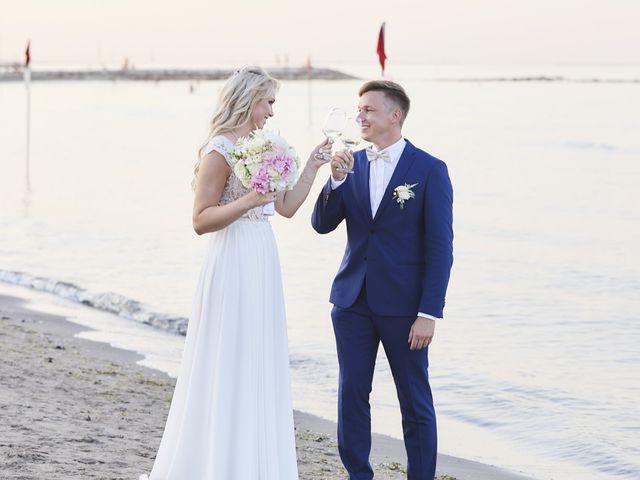 Il matrimonio di Andreas e Christy a Venezia, Venezia 40