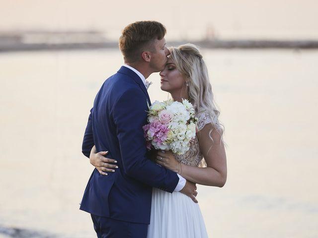 Il matrimonio di Andreas e Christy a Venezia, Venezia 41