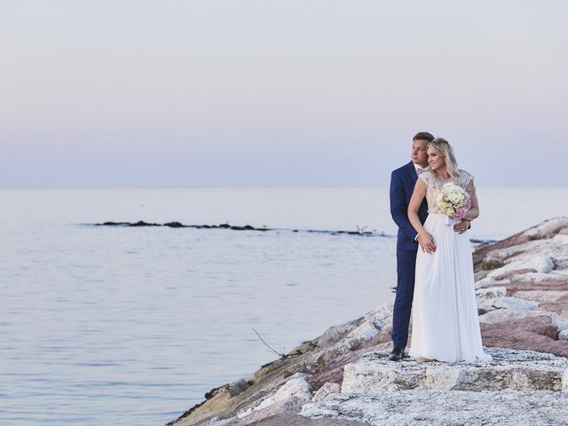 Il matrimonio di Andreas e Christy a Venezia, Venezia 45