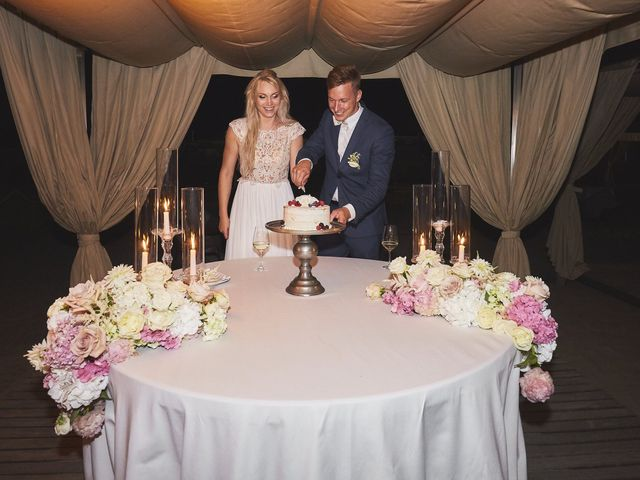 Il matrimonio di Andreas e Christy a Venezia, Venezia 52