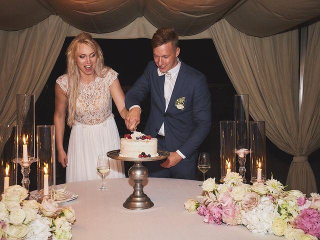 Il matrimonio di Andreas e Christy a Venezia, Venezia 53