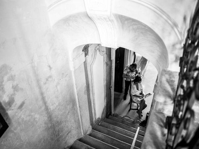 Il matrimonio di Michele e Silvia a Mossano, Vicenza 3