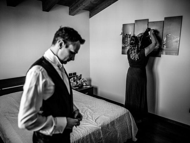 Il matrimonio di Michele e Silvia a Mossano, Vicenza 6