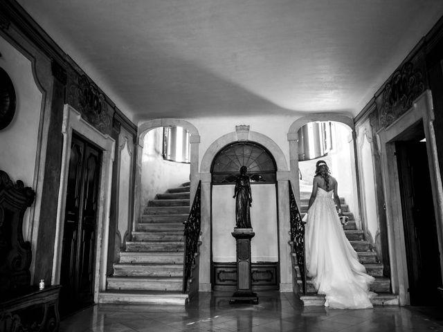 Il matrimonio di Michele e Silvia a Mossano, Vicenza 17