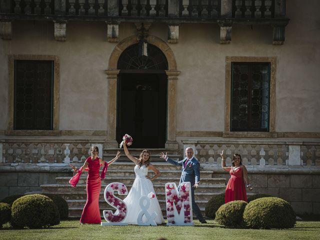 Il matrimonio di Michele e Silvia a Mossano, Vicenza 18