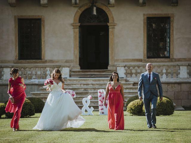 Il matrimonio di Michele e Silvia a Mossano, Vicenza 19