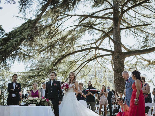 Il matrimonio di Michele e Silvia a Mossano, Vicenza 20