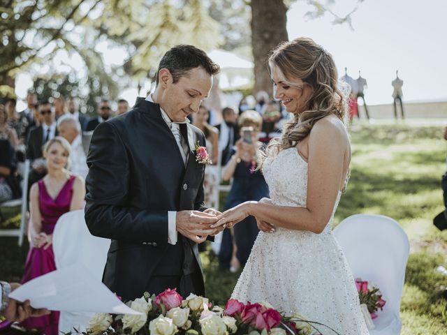 Il matrimonio di Michele e Silvia a Mossano, Vicenza 22