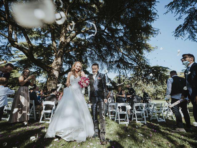 Il matrimonio di Michele e Silvia a Mossano, Vicenza 27