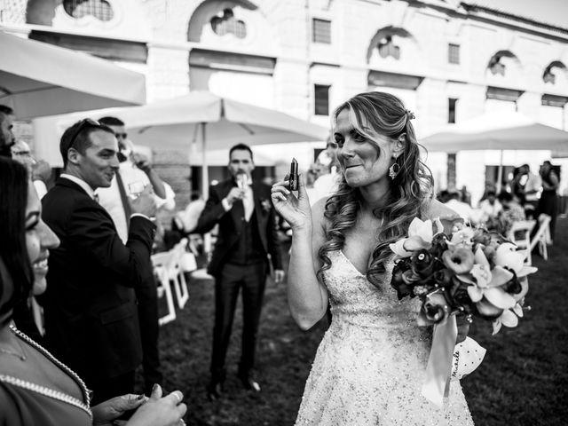 Il matrimonio di Michele e Silvia a Mossano, Vicenza 32