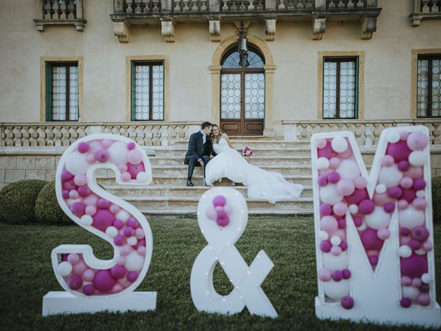 Il matrimonio di Michele e Silvia a Mossano, Vicenza 33