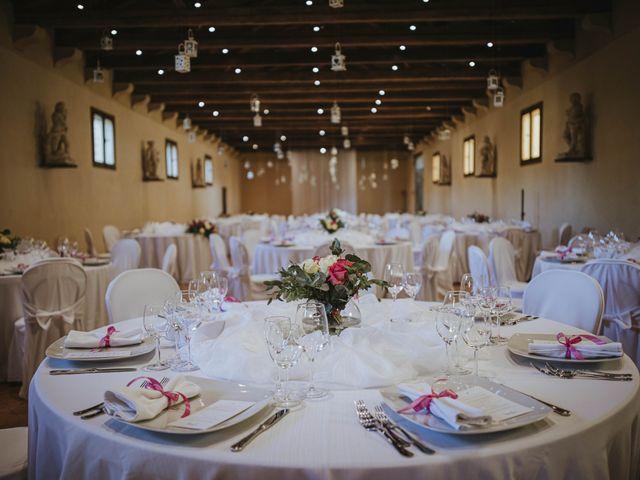 Il matrimonio di Michele e Silvia a Mossano, Vicenza 34