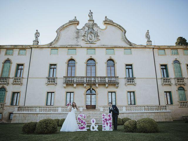 Il matrimonio di Michele e Silvia a Mossano, Vicenza 1