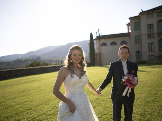 Il matrimonio di Michele e Silvia a Mossano, Vicenza 35