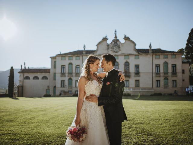 Il matrimonio di Michele e Silvia a Mossano, Vicenza 38