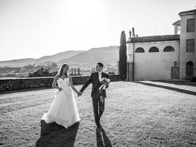 Il matrimonio di Michele e Silvia a Mossano, Vicenza 39