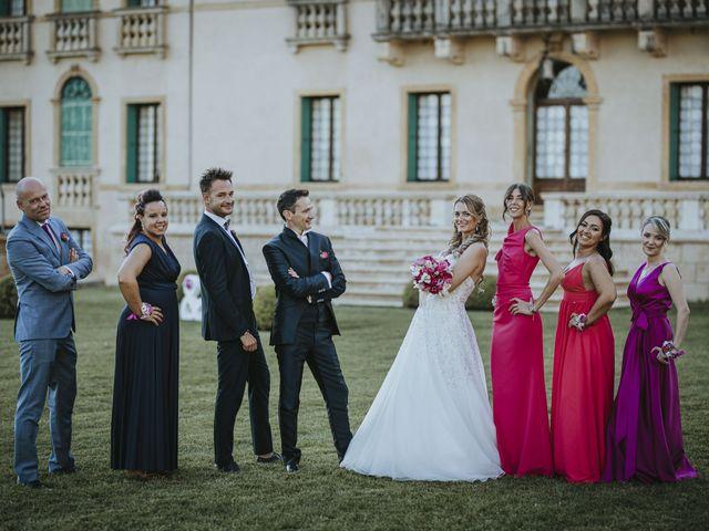 Il matrimonio di Michele e Silvia a Mossano, Vicenza 40