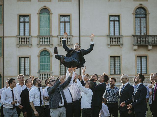 Il matrimonio di Michele e Silvia a Mossano, Vicenza 41