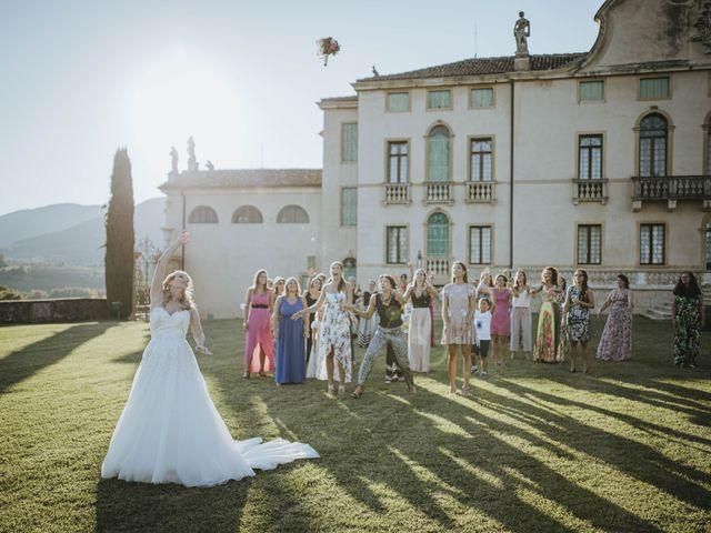 Il matrimonio di Michele e Silvia a Mossano, Vicenza 43