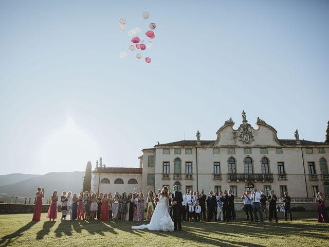 Il matrimonio di Michele e Silvia a Mossano, Vicenza 44