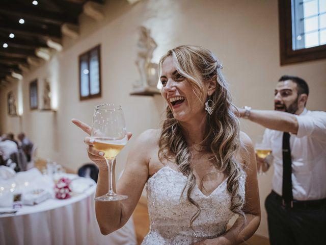 Il matrimonio di Michele e Silvia a Mossano, Vicenza 54