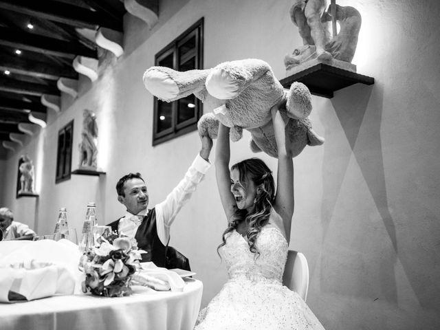 Il matrimonio di Michele e Silvia a Mossano, Vicenza 56