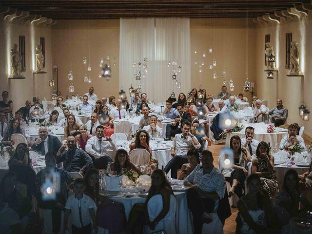 Il matrimonio di Michele e Silvia a Mossano, Vicenza 57