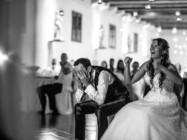 Il matrimonio di Michele e Silvia a Mossano, Vicenza 58
