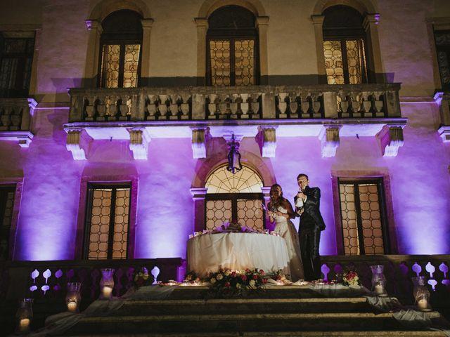 Il matrimonio di Michele e Silvia a Mossano, Vicenza 61