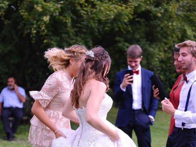 Il matrimonio di Alessio  e Luana  a Mariano Comense, Como 32