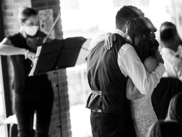 Il matrimonio di Alessio  e Luana  a Mariano Comense, Como 40