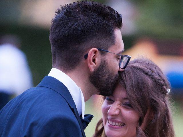 Il matrimonio di Alessio  e Luana  a Mariano Comense, Como 43