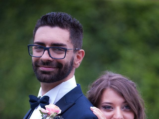 Il matrimonio di Alessio  e Luana  a Mariano Comense, Como 45