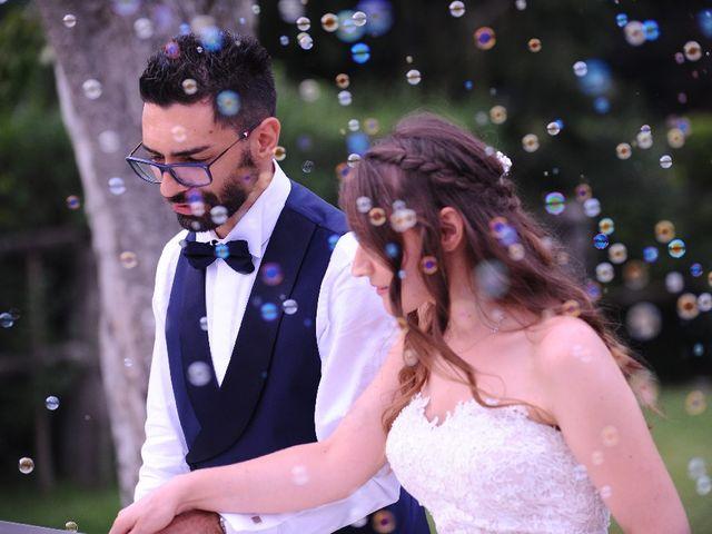 Il matrimonio di Alessio  e Luana  a Mariano Comense, Como 46