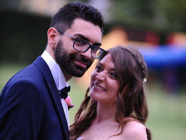 Il matrimonio di Alessio  e Luana  a Mariano Comense, Como 47