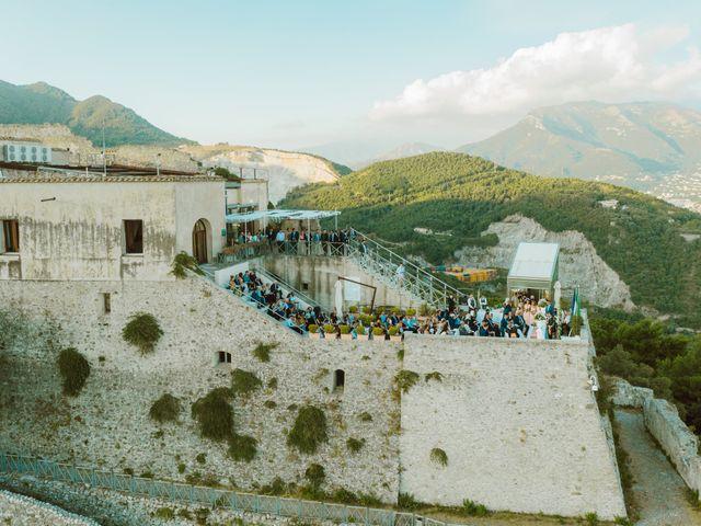 Il matrimonio di Marcello e Amal a Capaccio Paestum, Salerno 1