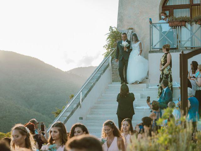 Il matrimonio di Marcello e Amal a Capaccio Paestum, Salerno 2