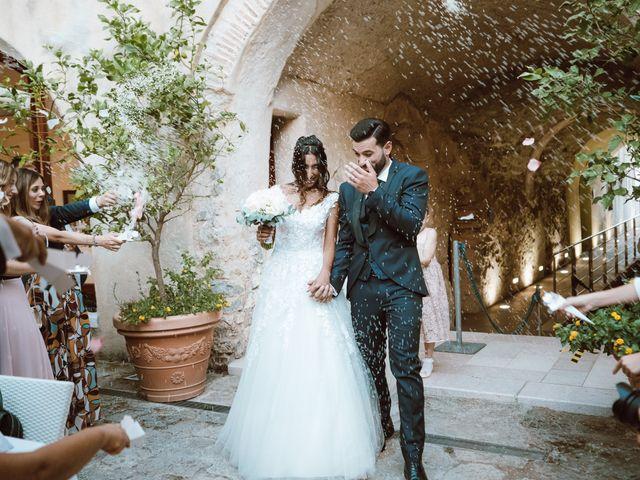 Il matrimonio di Marcello e Amal a Capaccio Paestum, Salerno 3