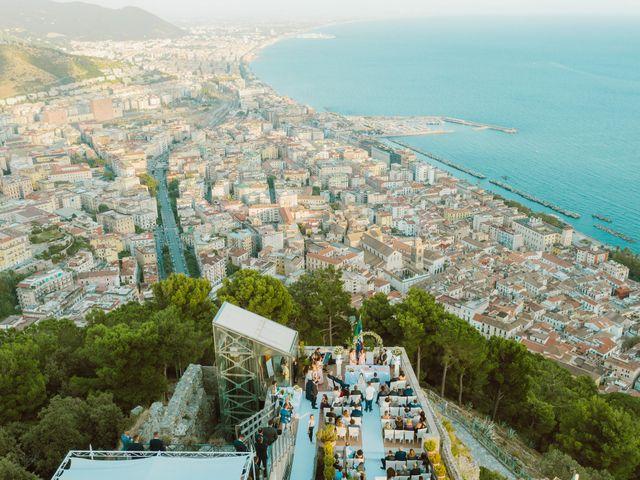 Il matrimonio di Marcello e Amal a Capaccio Paestum, Salerno 5