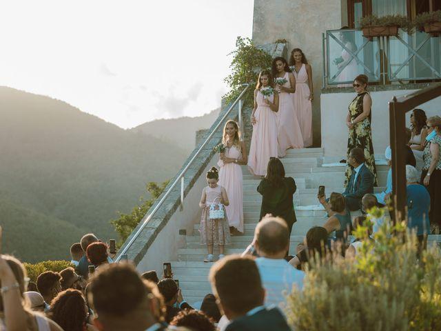 Il matrimonio di Marcello e Amal a Capaccio Paestum, Salerno 28